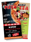 Carte Kasy Pizza Vitrolles 2019
